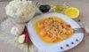 Королевские креветки в остром чесночном соусе